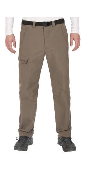 Schöffel Outdoor II lange broek regular bruin